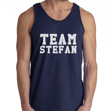 Team Stefan Salvatore TVD Men Tank top
