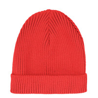 Rust Turnup Beanie Hat - Hats - Bags & Accessories - Topshop USA