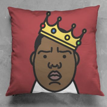 BIG CROWN ACCENT PILLOWS