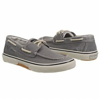 Men's Sperry Top-Sider  Halyard Salt Washed Grey FamousFootwear.com