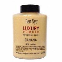 HOT Sales Brand Ben Nye Banana Powder 1.5 oz /3 oz Bottle Luxury Powder Poudre de Luxe Banana Loose Powder 42g/85g Beauty Makeup