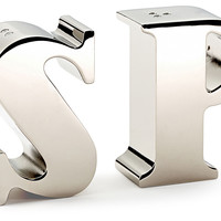 """S"" & ""P"" Salt & Pepper Shakers, Salt & Pepper, Accessories"