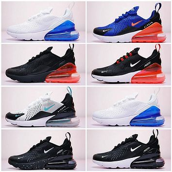 18ss nike air max 270 men women running shoes