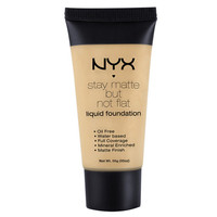 NYX - Stay Matte But Not Flat Liquid Foundation - Natural - SMF03