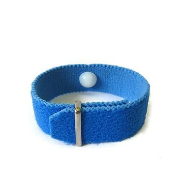 Insomnia/Anxiety Relief Bracelet (single band) Blue