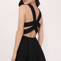 Date Night Pleated Dress