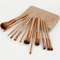 Professional New Nake 3 4 5 Makeup Brushes Tools Set NK3 Make Up Brush Tools Kits for Eye Shadow Palette Cosmetic Brushes