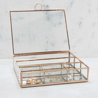 Copper Jewellery Box - Urban Outfitters