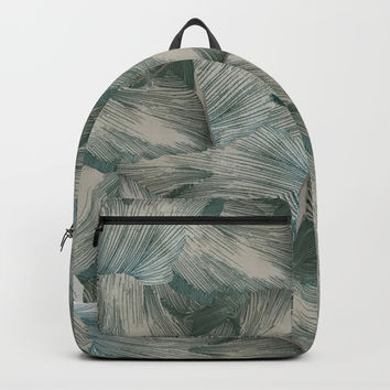 Granny Smith Interlaces Backpacks by Deluxephotos