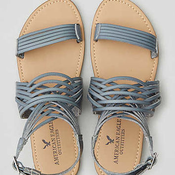 AEO Strappy Sandal , Blue