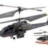Syma S109G Apache AH-64 3.5-Channels Mini Indoor Helicopter