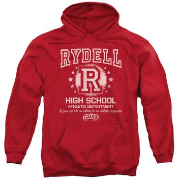 Grease - Rydell High Adult Pull Over Hoodie