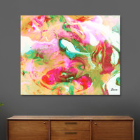 «Serendipity», Limited Edition Aluminum Print by Uma Gokhale - From $99 - Curioos