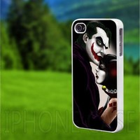 10153 Harley Quinn and Joker - iPhone 5 Case