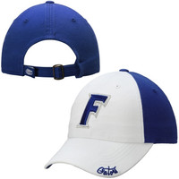 Florida Gators Top of the World Women's Moxie Adjustable Hat – White