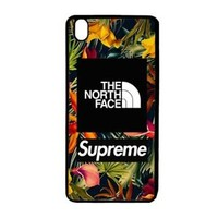 Supreme The North Face Floral Hard Case For iPhone 6 6s 7 8 Plus X Cover +
