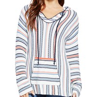 Two by VINCE CAMUTOStriped Pullover Hoodie