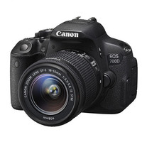 Canon EOS 700D Rebel T5i DSLR Digital Camera with EF-S 18-55mm f/3.5-5.6 IS STM Lens