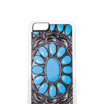 ZERO GRAVITY Desert Gem IPhone 6 Case in Turquoise