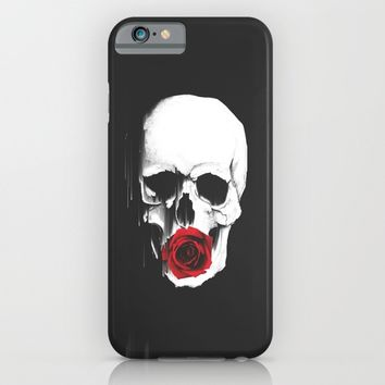 Fragile Love iPhone & iPod Case by Ducky B