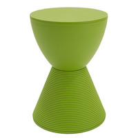 Michael Anthony Furniture Sofie's Room Green Side Table/Stool