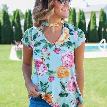 Sundrenched Top