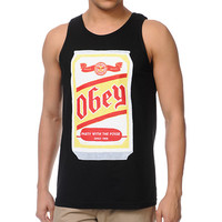 Beer Can Bk Obey Tank at Zumiez : PDP
