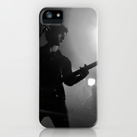 Alex Turner // Arctic Monkeys iPhone & iPod Case by Hattie Trott