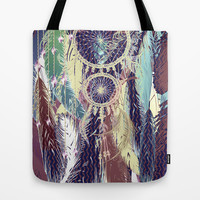 Light As A Feather Tote Bag by Lynsey Ledray