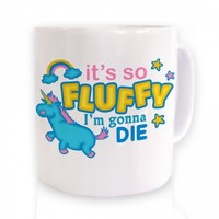 It's So Fluffy Mug