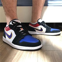 Air Jordan 1 low-top wild casual basketball shoes