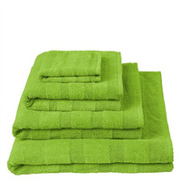 Coniston Grass Towels design by Designers Guild