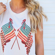 Star-Spangled Banner Muscle Tee