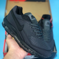 DCCK N513 Nike Max 91 97BW Skepta Breathable Classic Cushion Running Shoes All Black