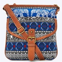 Tribal Elephant Crossbody