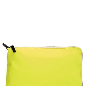 Men's Ben Minkoff 'Warren' Nylon Pouch - Yellow