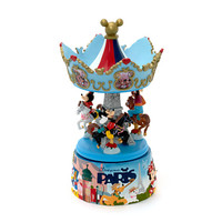 Disney Mickey Mouse Paris Musical Carousel | Disney Store