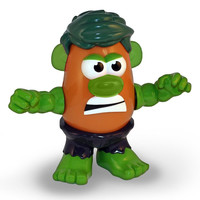 Marvel Comics - The Hulk Mr. Potato Head