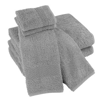 Sylvano 100% Combed Egyptian Cotton Luxury Towel Collection