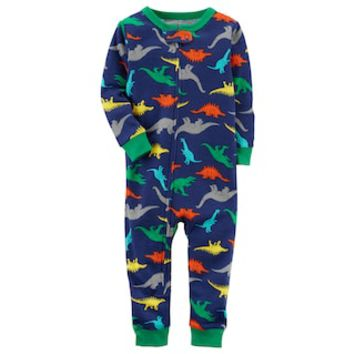 Toddler Boy Carter's Dinosaurs Footless Pajamas | null