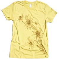 Black-Eyed Susan Garden Shirt Graphic