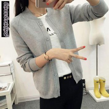 Faux V-neck 2017 Real Faux Novelty Women Sweater Poncho Cardigan Autumn Dress New Spring Winter Jacket Coat Primer