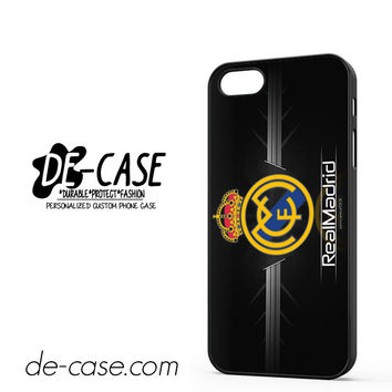 Logo Real Madrid Real Madrid DEAL-6619 Apple Phonecase Cover For Iphone 5 / Iphone 5S