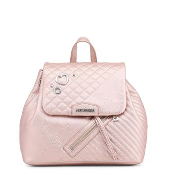 Love Moschino - Multi Texture Backpack