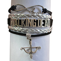 The Walking Dead Jewelry, Walking Dead Bracelet - Perfect Walking Dead Gifts