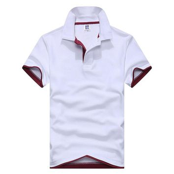 New men's polo shirts