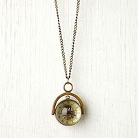 Free People Clothing Boutique > Sapphire Globe Necklace