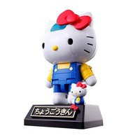 Super Robot Chogokin Hello Kitty - Blue - Hello Kitty Hello Kitty