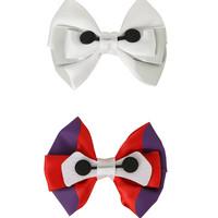 Disney Big Hero 6 Baymax Cosplay Hair Bow 2 Pack
