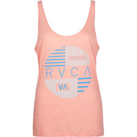 RVCA Blinds Womens Tank 192972720 | Graphic Tees & Tanks | Tillys.com